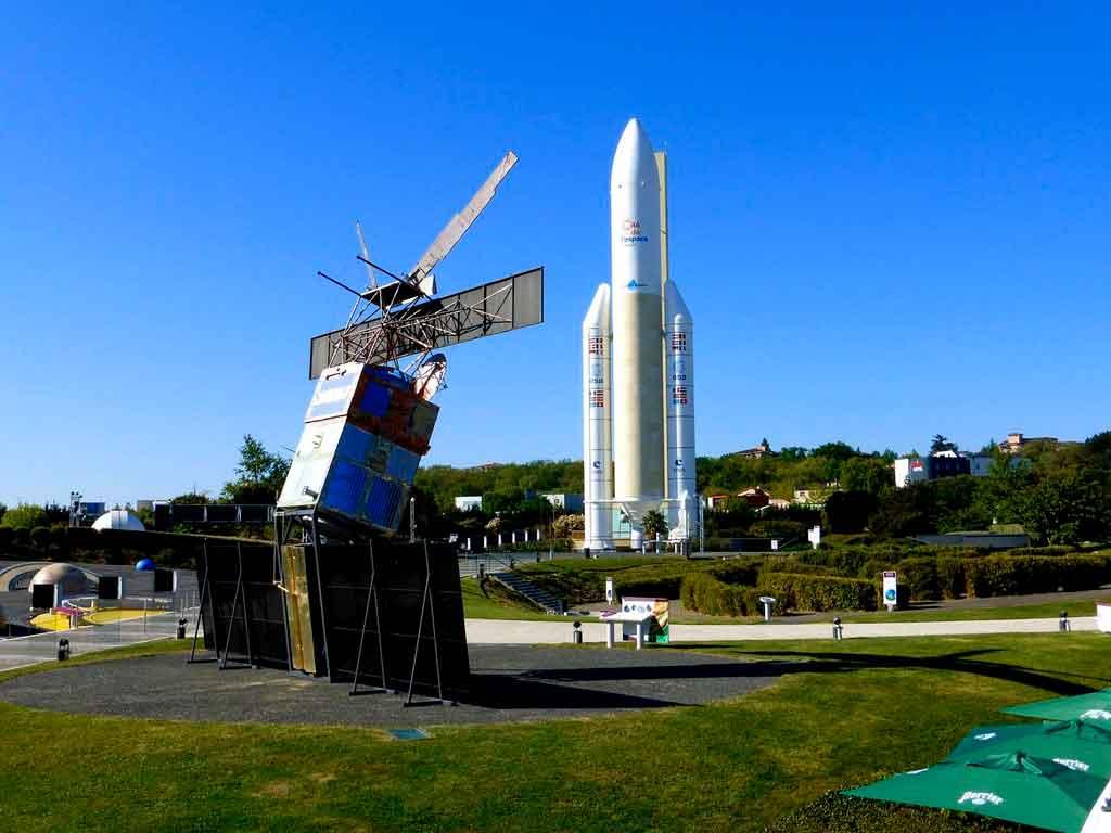 O que fazer em Toulouse cidade do espaço