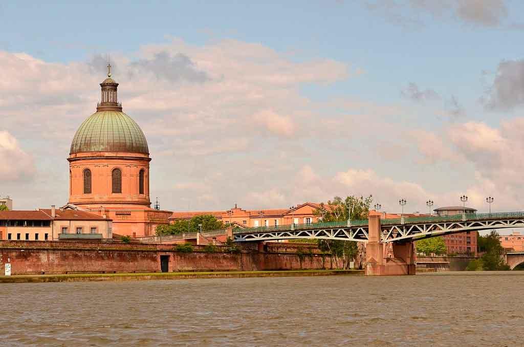 O que fazer em Toulouse onde fica
