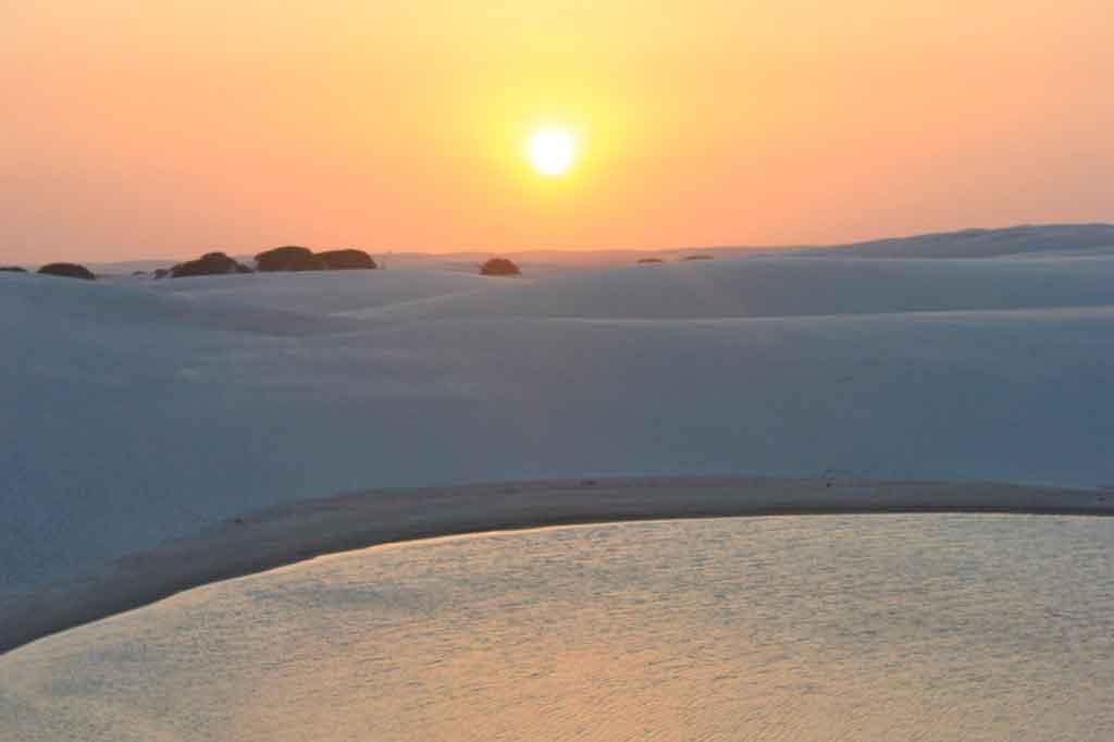 Parque Nacional dos Lençõis Maranhenses história