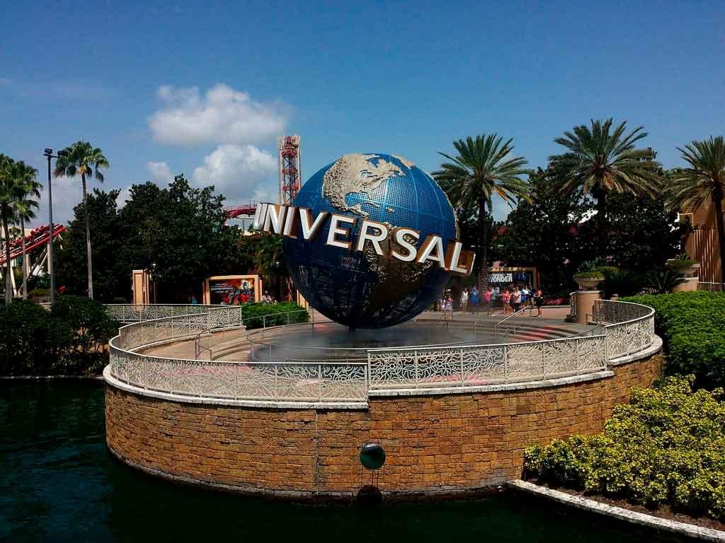 Parques universal Orlando História