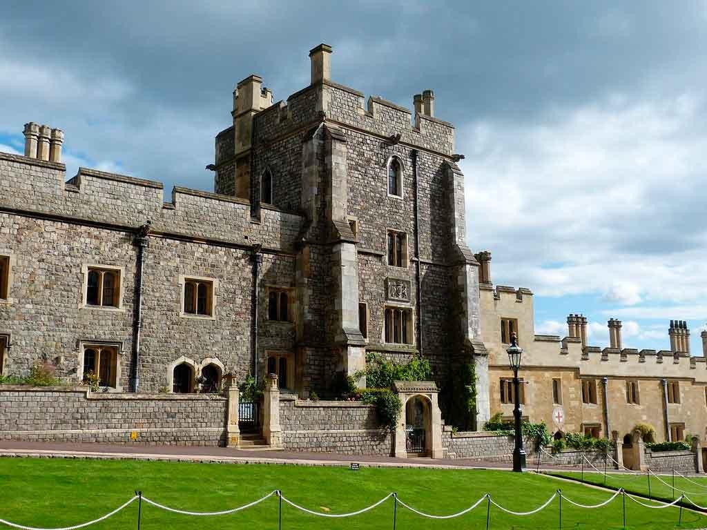 Reino Unido maior castelo em uso