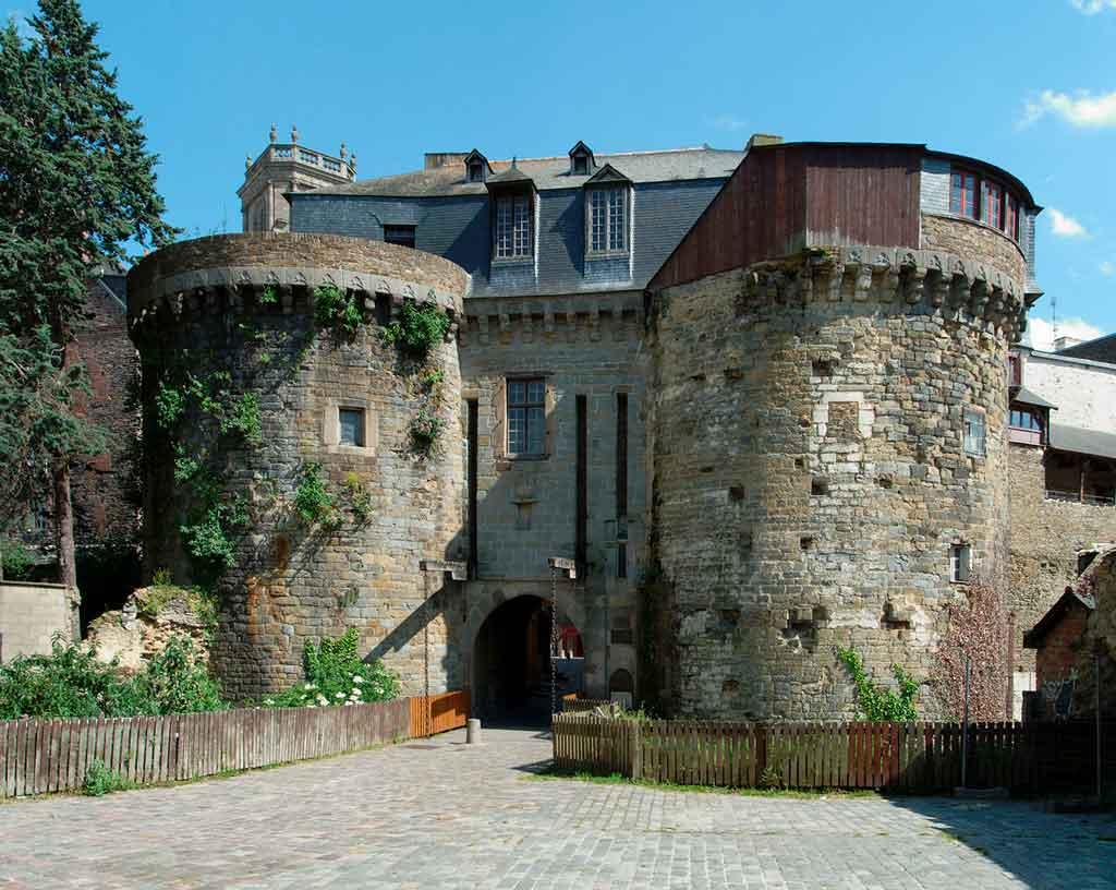 Rennes França porte mordelaise