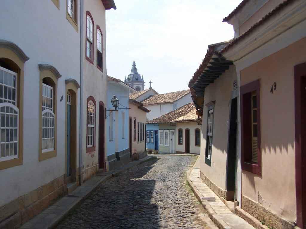 São João Del Rei centro historico