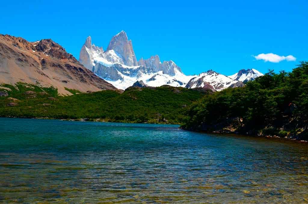 Torres del paine Chile historia