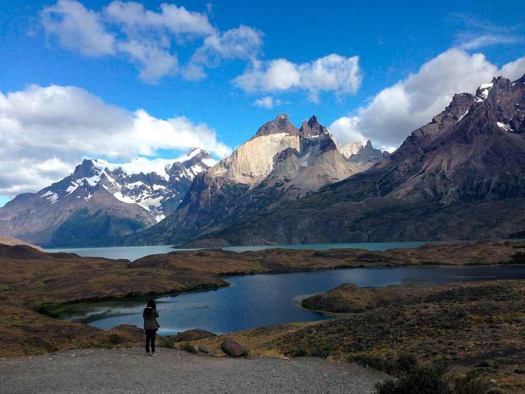 Torres del paine Chile valor da entrada