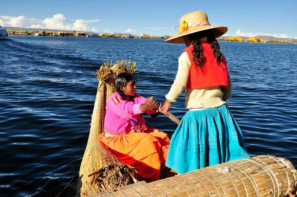 Turismo no Peru História