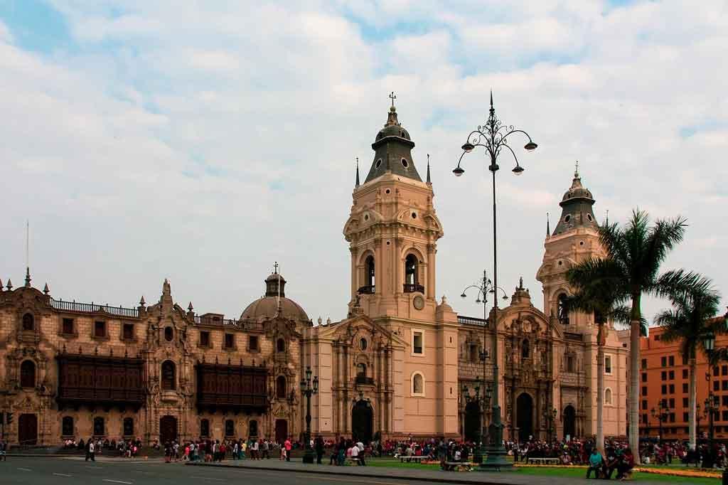 Turismo no Peru Lima