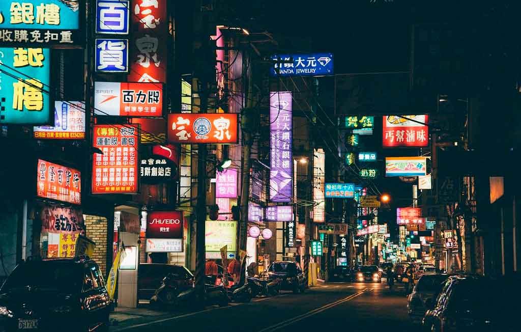 Bangkok Tailândia chinatown