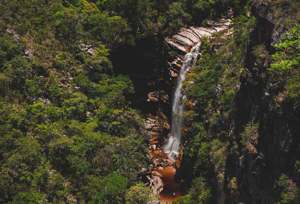 Chapada Diamantina outras cachoeiras