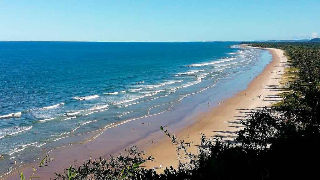 Costa do Cacau Itacaré