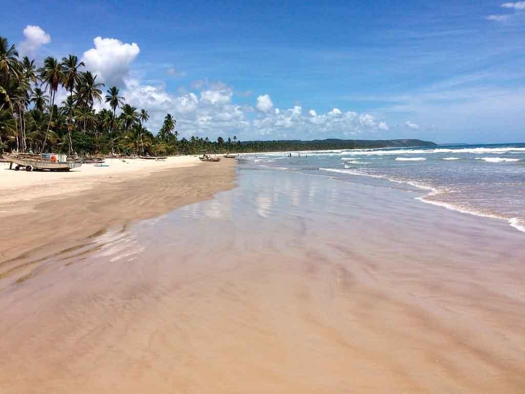 Costa do Cacau onde fica