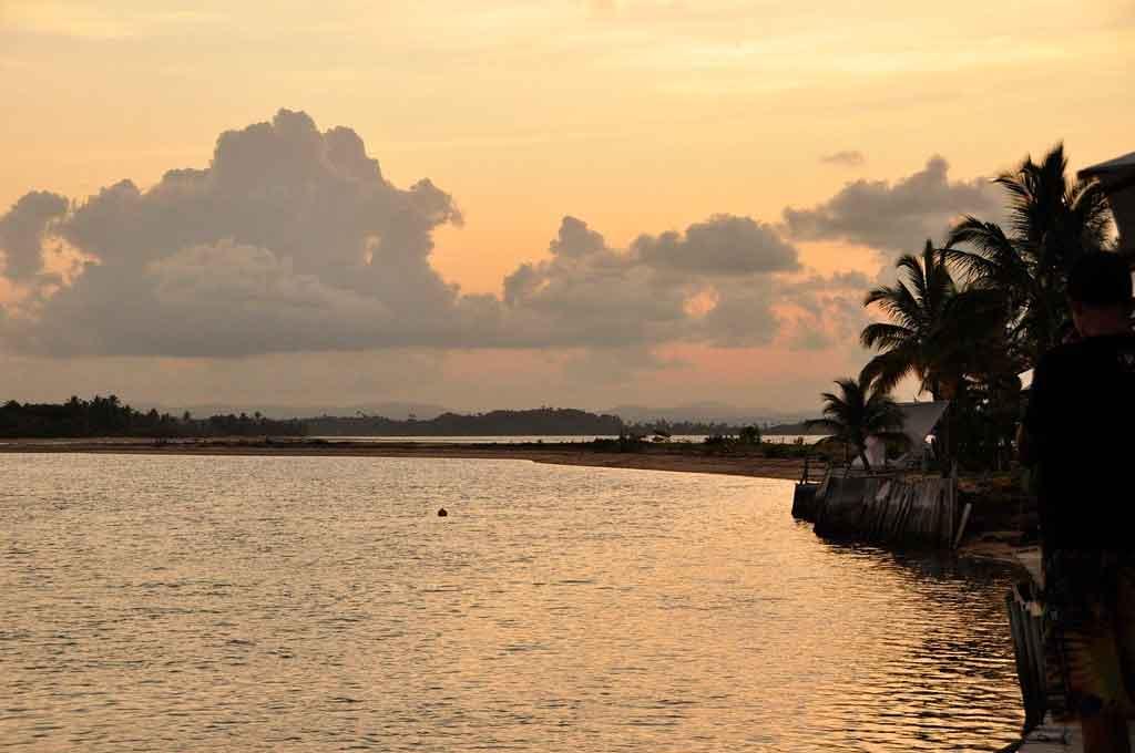 Costa do Dende peninsula de maraú
