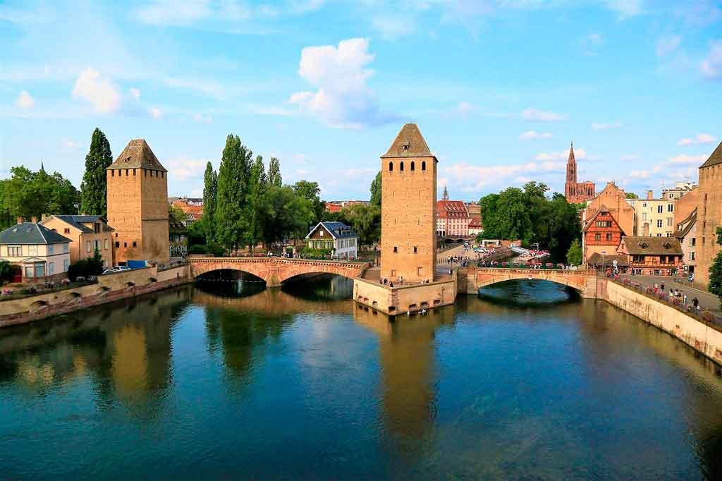 Estrasburgo, França história