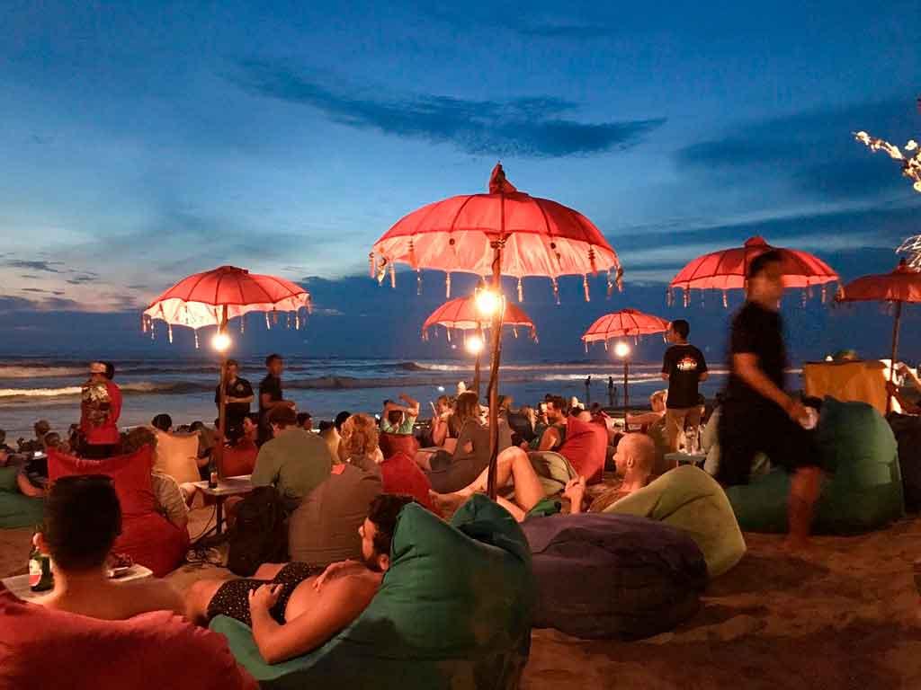Fim de ano na Asia Bali