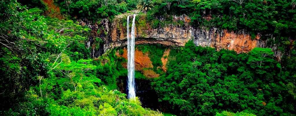 Ilhas Mauricios parque nacional de chamarel