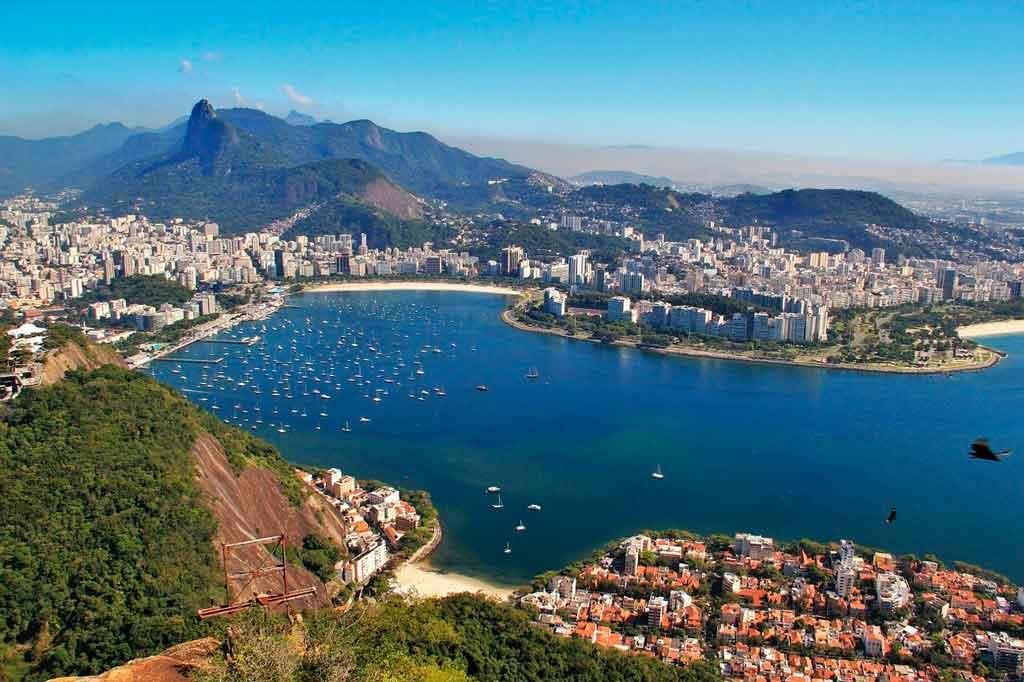Lugares mais lindos do mundo no brasil
