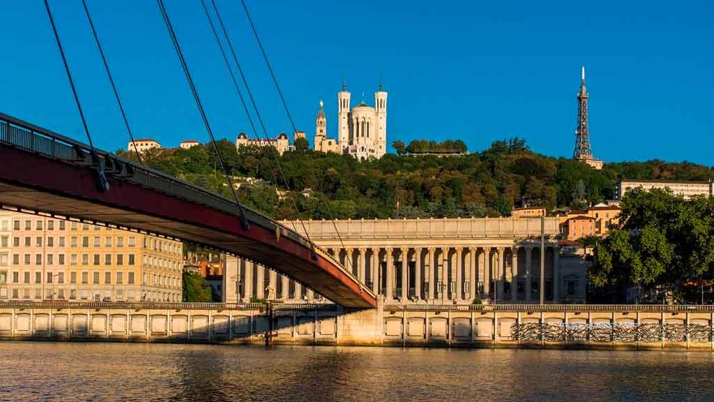 Lyon França fourviere