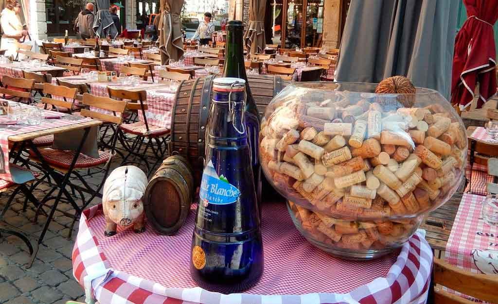 Lyon França gastronomia
