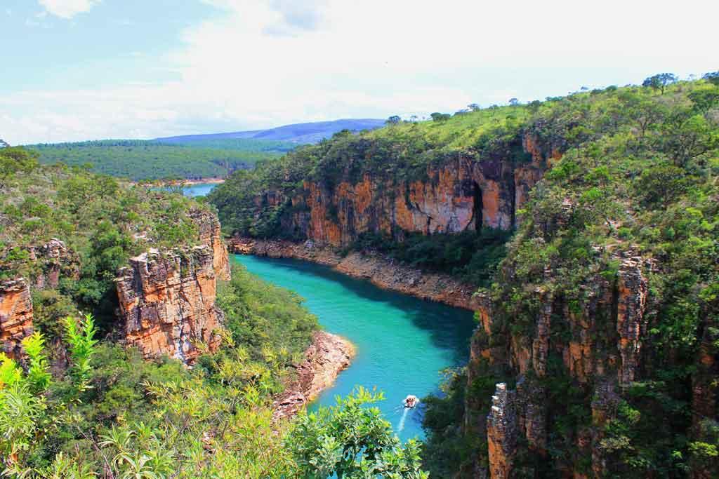 O que fazer em Capitólio Mirante dos Canyons