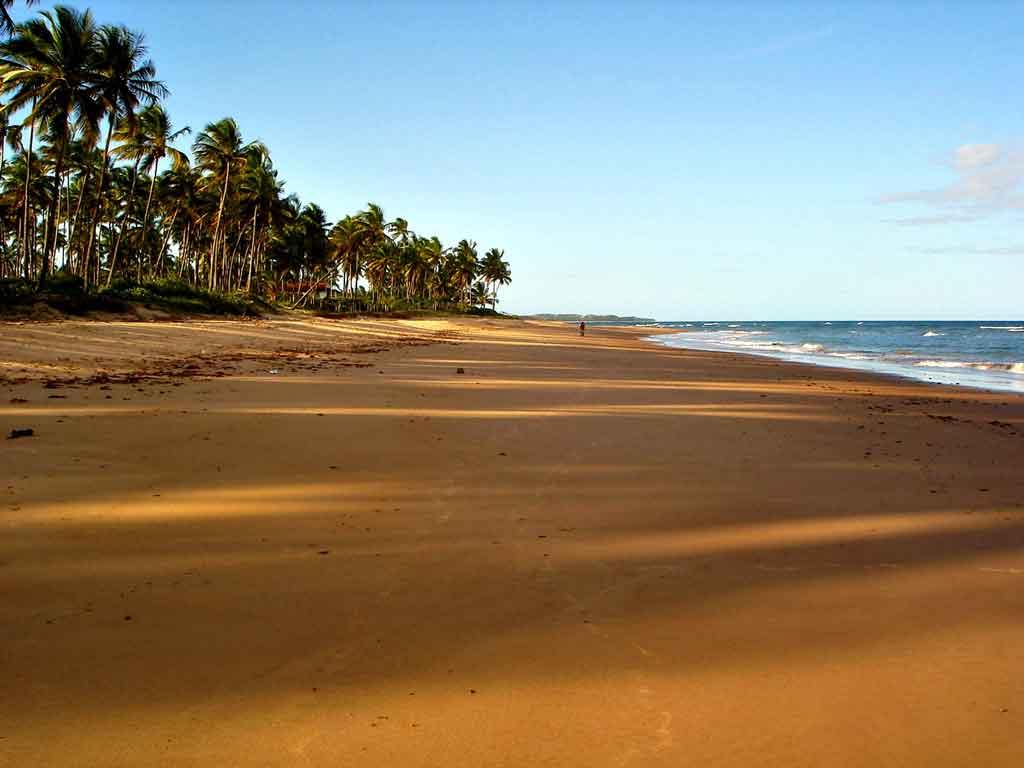 Peninsula de maraú cassange