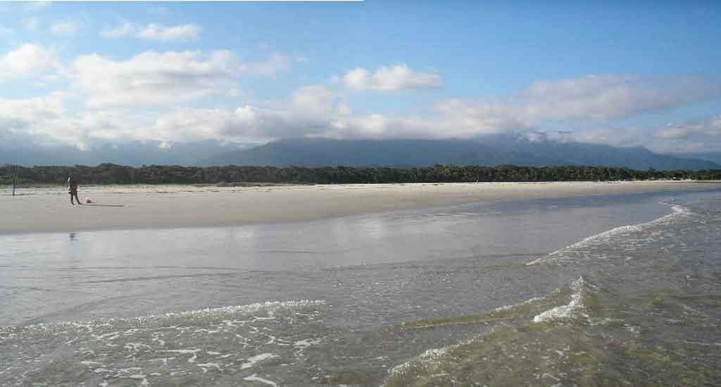 Praias de Betiorga Itagaré
