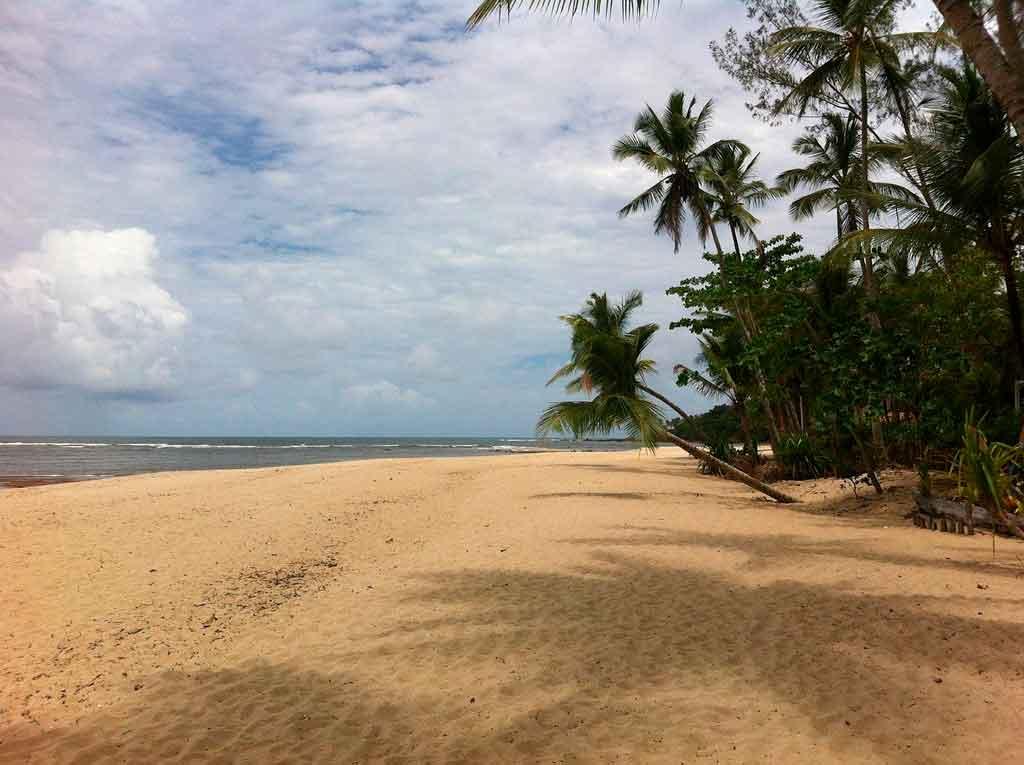 Praias do nordeste praia de boipeba