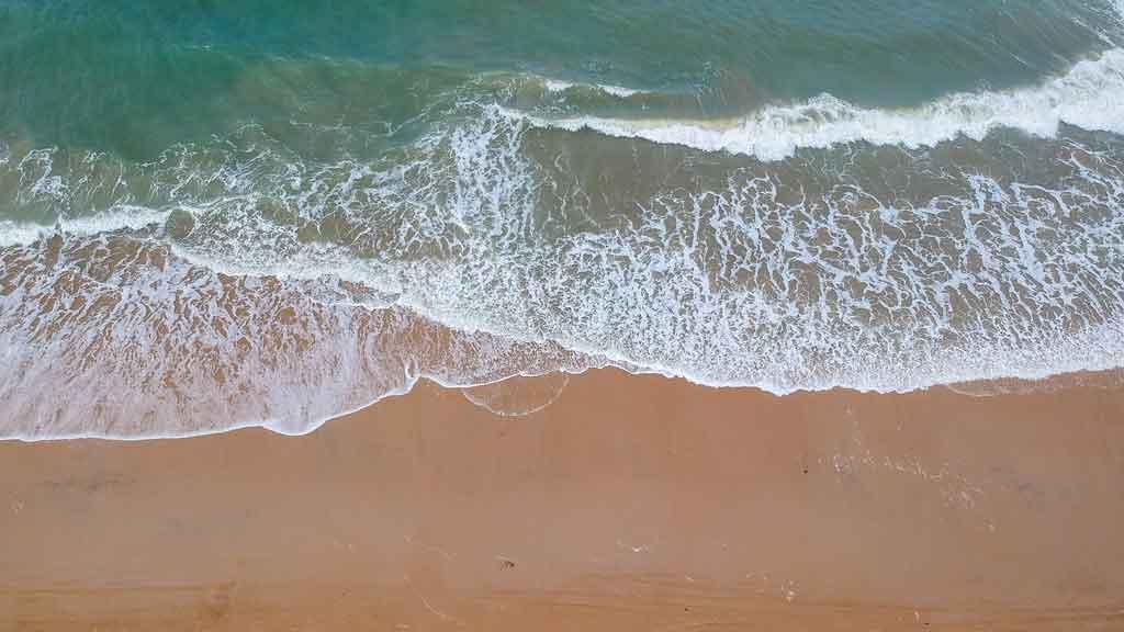 Praias do nordeste praia do resende