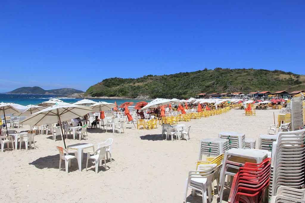 Ilha do Japones Cabo Frio Praia das Conchas
