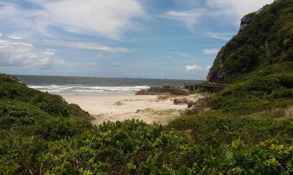 Ilha do Mel Paraná clima