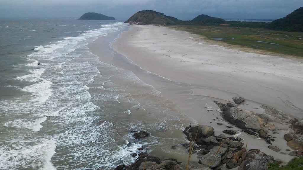 Ilha do Mel Paraná trilhas