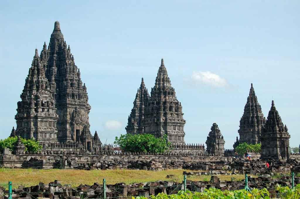 Indonésia Turismo prambanan