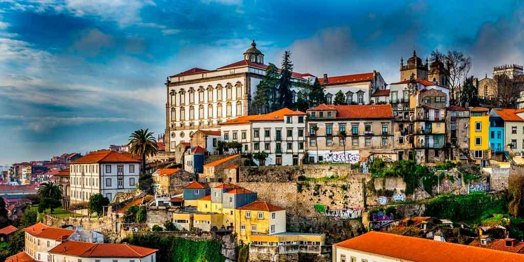 Paises que falam Portugues Portugal