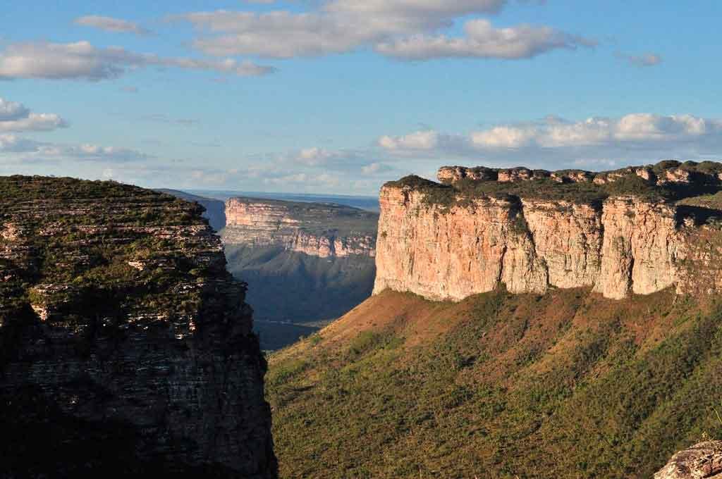 Parques Nacionais do Brasil Chapada Diamantina