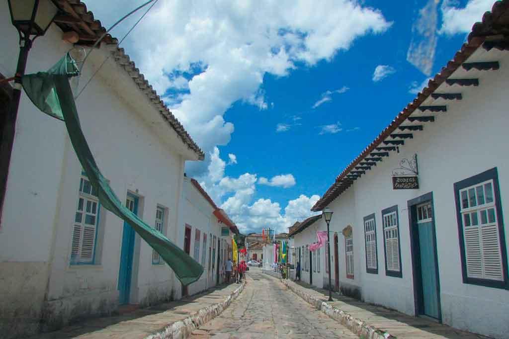 Patrimônio Histórico do Brasil Goias