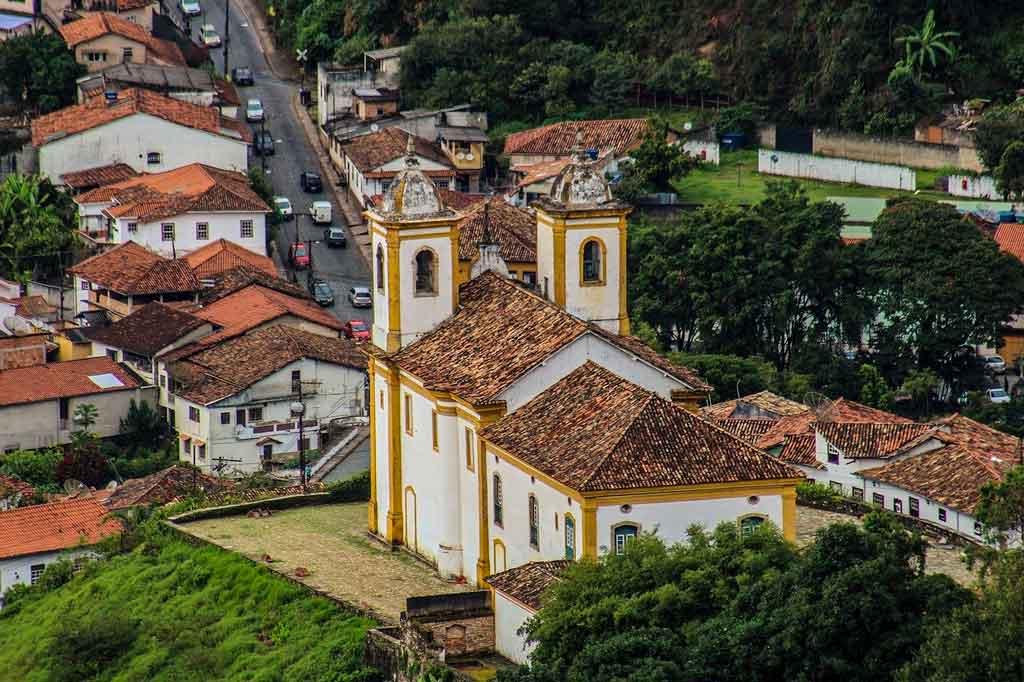 Patrimônio Histórico do Brasil Ouro Preto