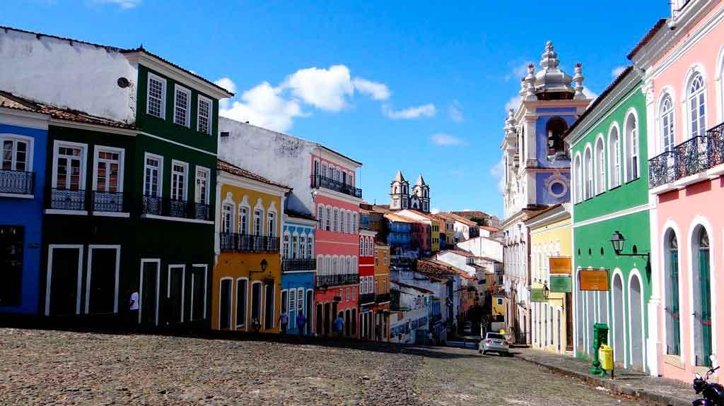 Patrimônio Histórico do Brasil Salvador