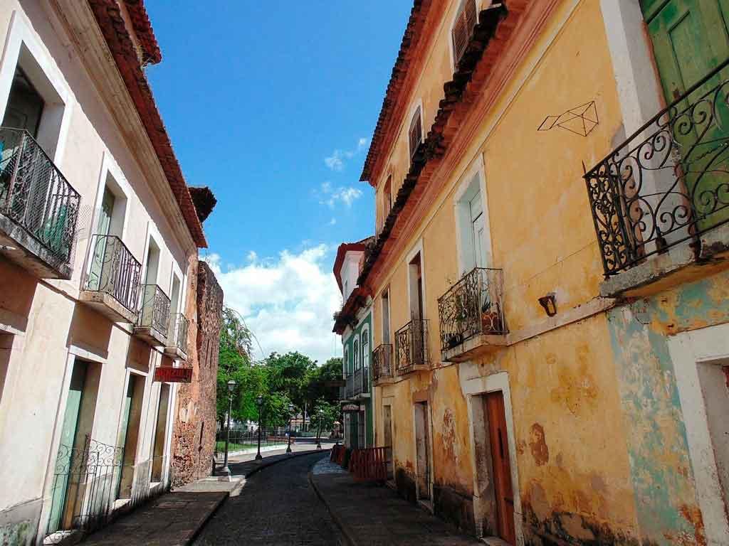 Patrimônio Histórico do Brasil São Luis