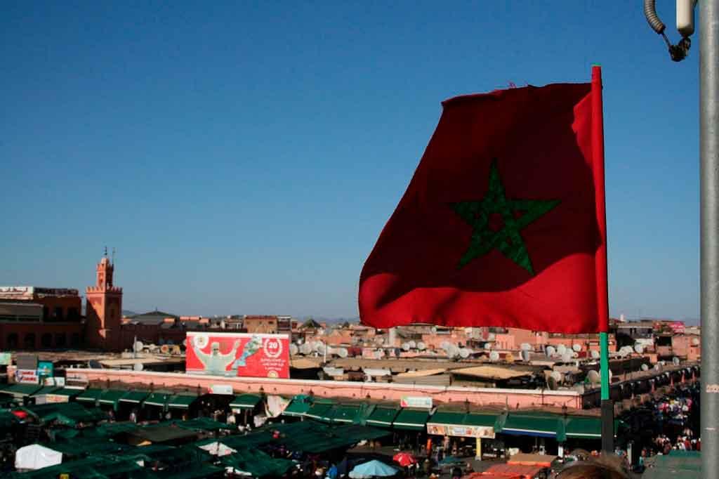 Patrimônios da Humanidade Medina de Marrakesh