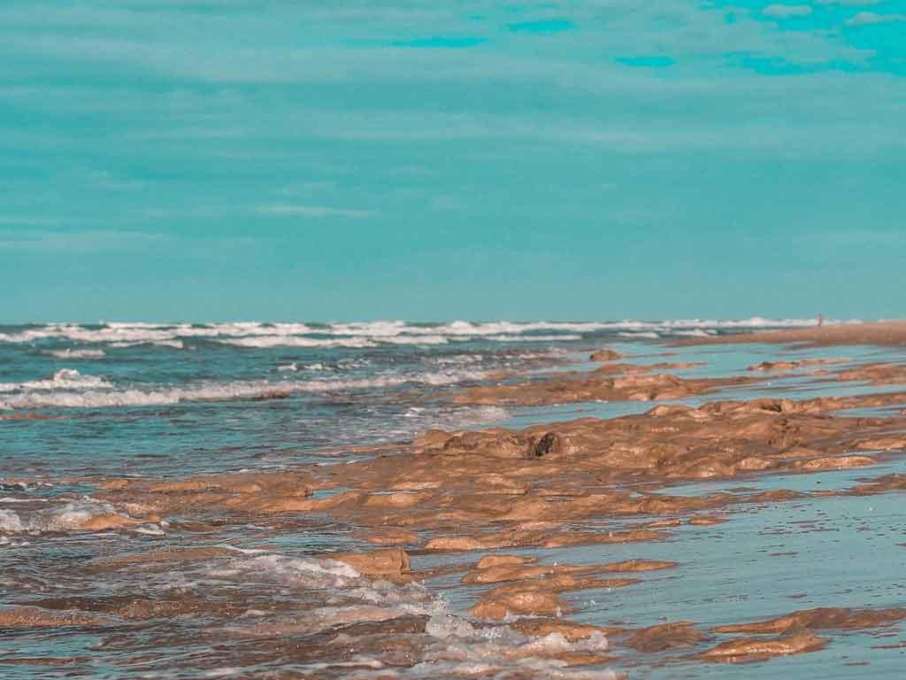 Praia de Morro Branco Lagoa do Uruau
