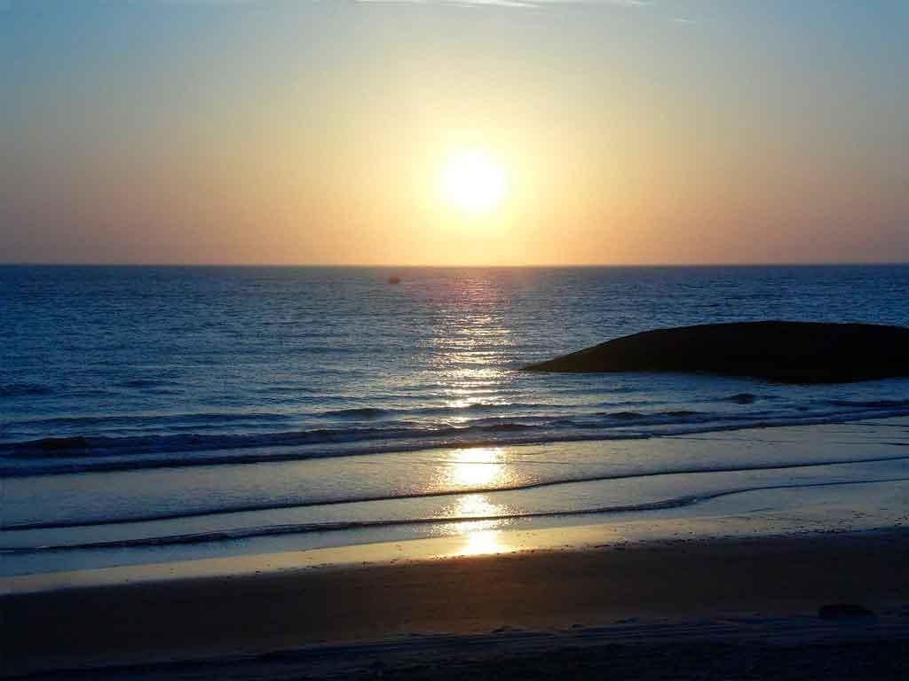 Praias de Guarapari praia do morro
