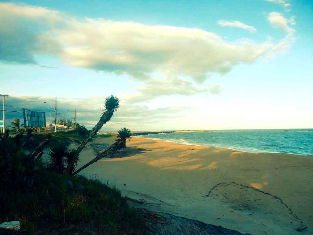 Praias de Guarapari praia dos namorados