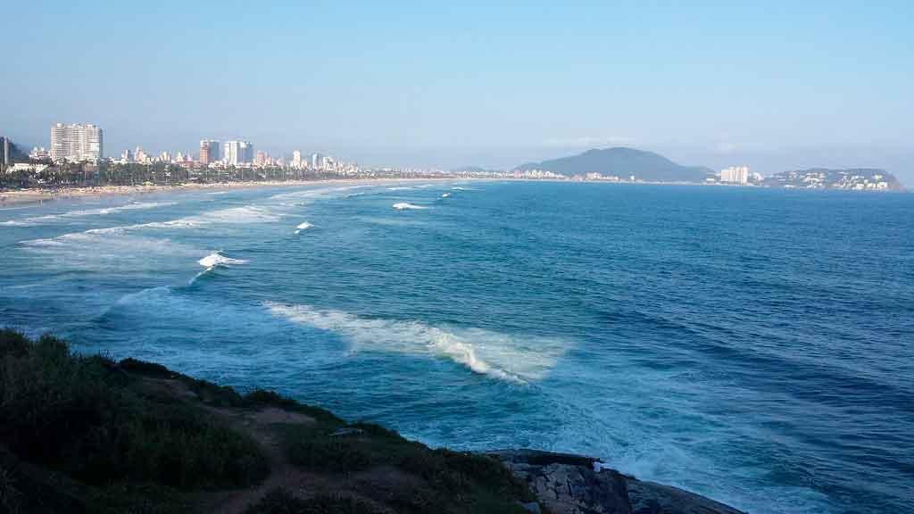 Praias de Guarujá Enseadas
