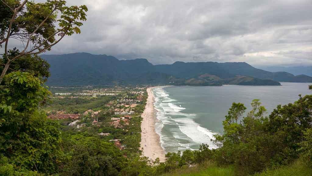 Praias de São Sebastião Maresias