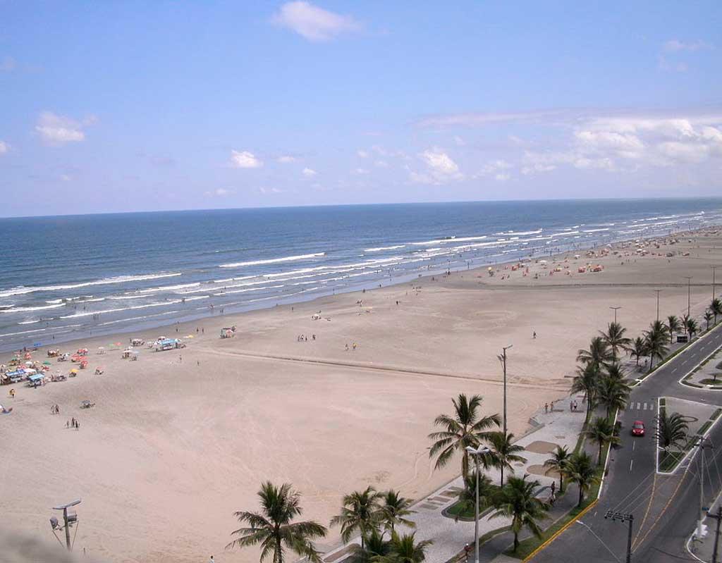 Praias de São Sebastião praia grande