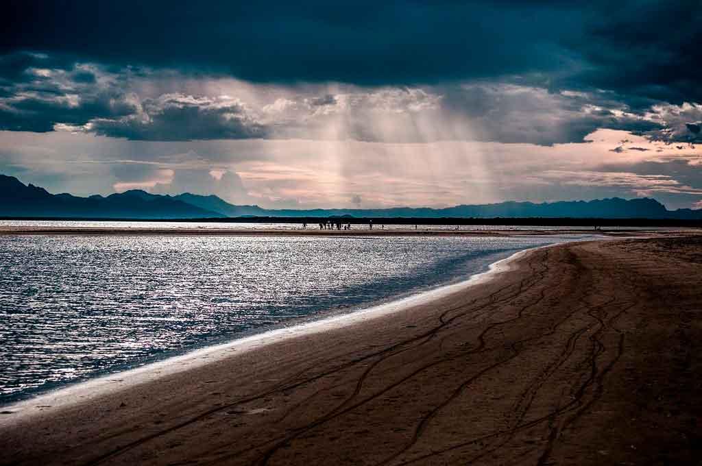 Praias do Paraná ilha do superagui