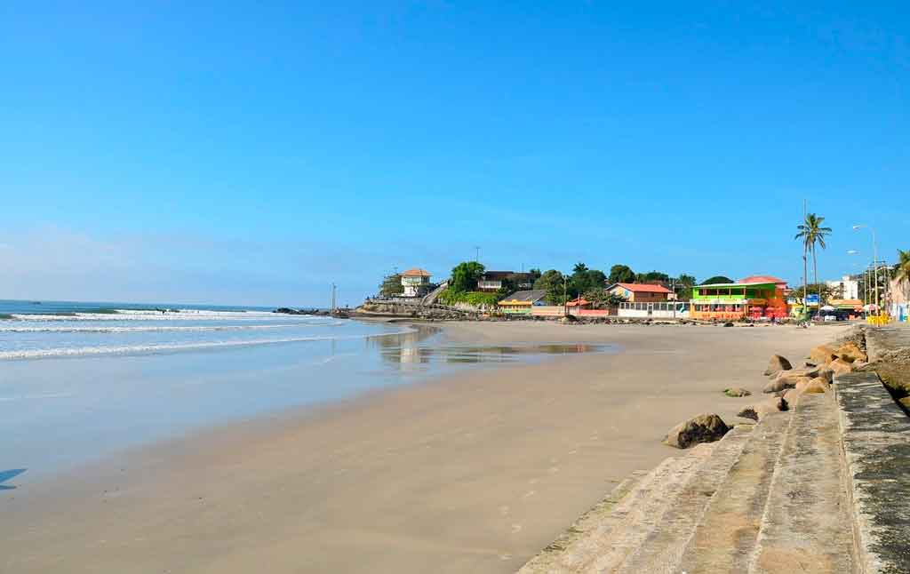 Praias do Paraná quantas praias