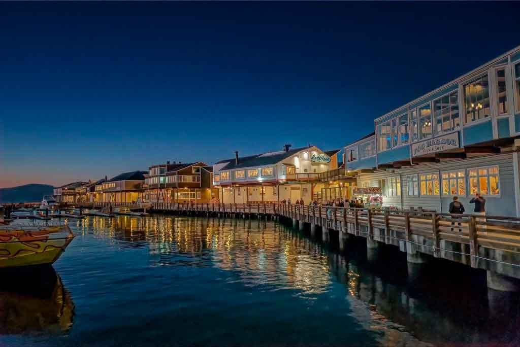 São Francisco EUA Pier 39