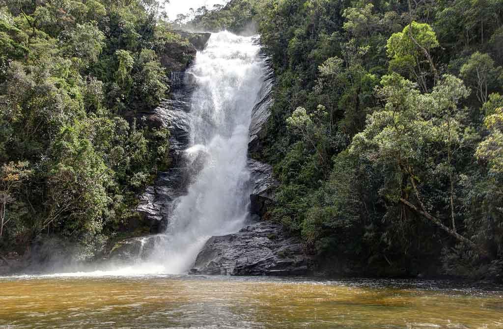 Serra da Bocaina Cachoeira