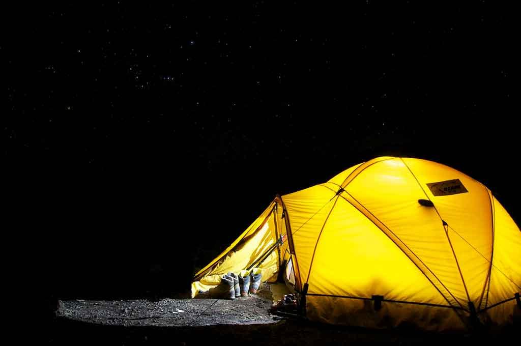 Serra da Bocaina camping