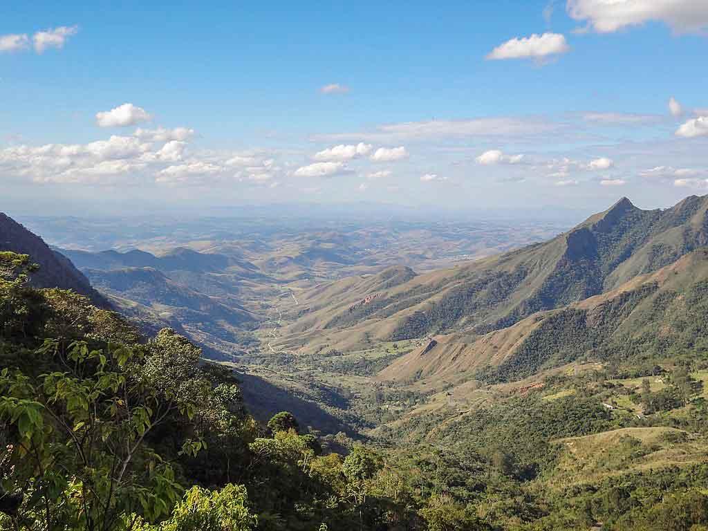 Serra da Bocaina onde fica